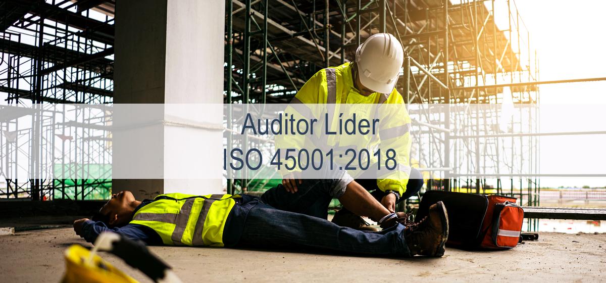 AuditorLiderISO45001-2018