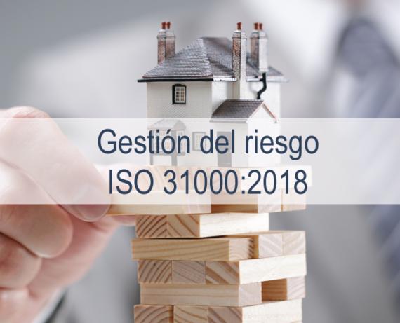 Formación por competencias en la gestión del riesgo – ISO 31000:2018